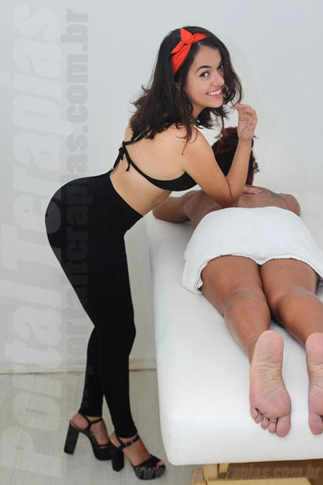 Terapeuta e Massagista Barra da Tijuca